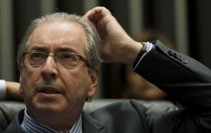 Brasília - Eduardo Cunha preside sessão na Câmara dos Deputados (Marcelo Camargo/Agência Brasil)