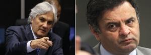 Delcidio de Amaral acusa Aécio Neves