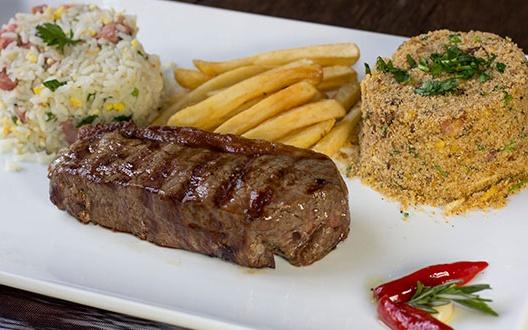 Especialidade do Cabana Osasco, participante do Restaurant Week