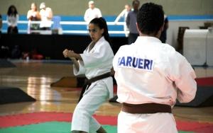 Campeonato de Karate em Barueri acontece em 2/4.