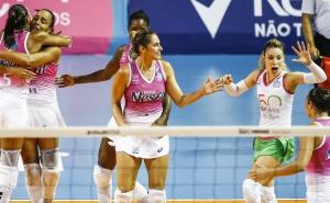 Osasco vence do Rio por 3 sets a 2