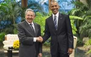 Visita histórica de Obama à Cuba