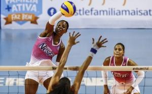 Osasco Nestle e Rio/Rexona se enfrentam novamente na Superliga