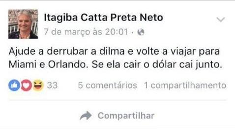Post de Catta Neto