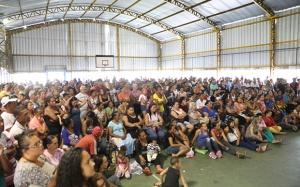 Reunião sobre habitação em Santana do Parnaíba