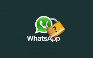 Criptografia no whatsApp