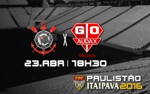 Audax e Corinthians
