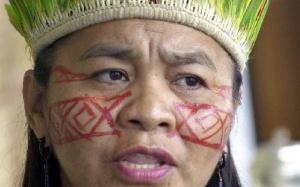Mulheres indigenas yawanawa_