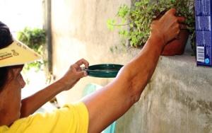 Mutirão contra dengue em Carapicuiba