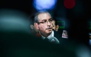 Brasília - O presidente da Câmara dos Deputados, Eduardo Cunha fala sobre a pauta de votações da casa (Valter Campanato/Agência Brasil)