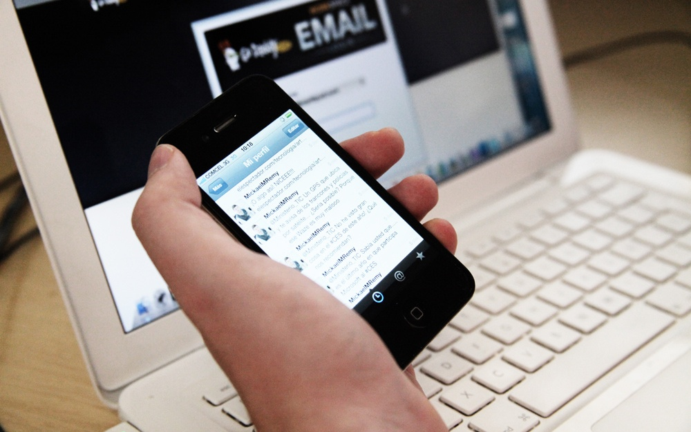 Uso de celular aumenta para internet