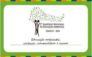 2 Simpósio Regional de Educação Ambiental Cotia