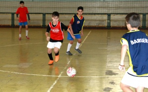 Aula de Futsal Barueri