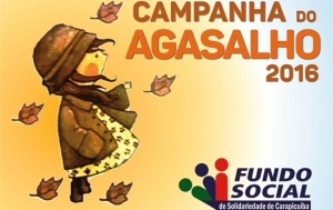 Campanha do agasalho Carapicuiba