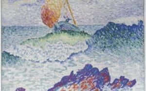 Cross_Naufrage exposição pós impressionismo