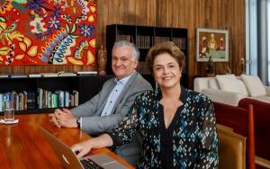 Dilma e Juca