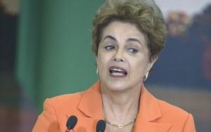 Brasília -  Presidenta Dilma Rousseff durante cerimônia de Lançamento do Plano Agrícola e Pecuário 2016/2017  (José Cruz/Agência Brasil)