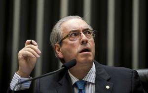 Brasília - Eduardo Cunha preside sessão não deliberativa na Câmara dos Deputados (Marcelo Camargo/Agência Brasil)