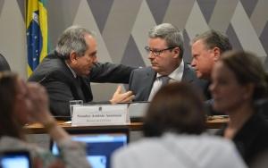 Reunião da Comissão Especial do Impeachment, Reunida para a votação do Relatório do Senador e Relator Antonio Anastasia.