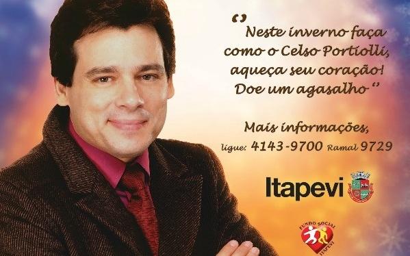 Campanha do agasalho Itapevi