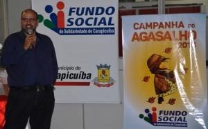 Carapicuiba participa de campanha do agasalho