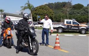 Defesa Civil abre inscrições para curso de pilotagem de moto