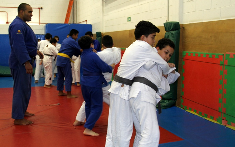 Judo em Barueri