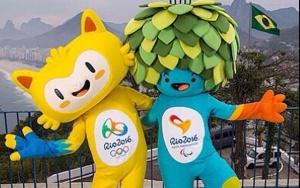 Rio 2016 mascotes