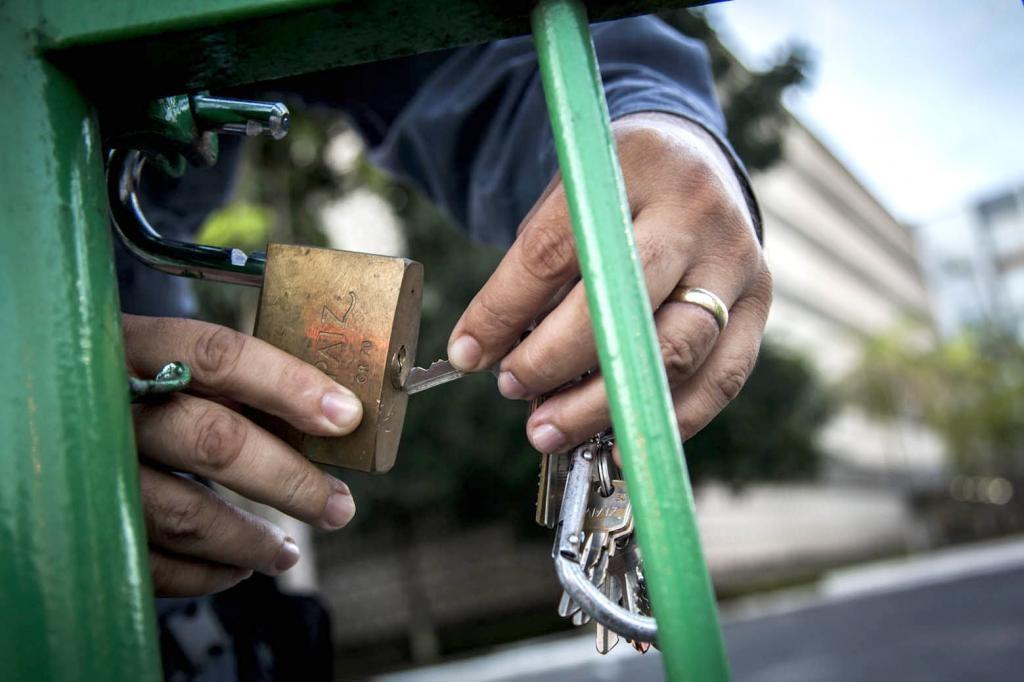 Segurança em estacionamento Barueri