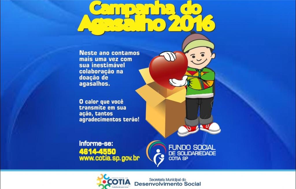 campanhaagasalho Cotia
