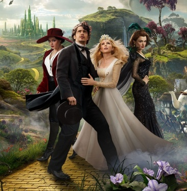 cine Oz Mágico e Poderoso