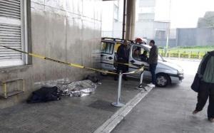 morador de rua morre