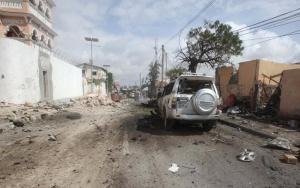Explosões ocorreram perto de uma base das tropas de paz