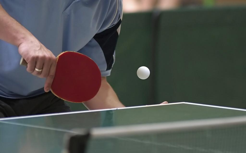 Sesc pinheiros oferece espa o para t nis de mesa portal for Madison tenis de mesa