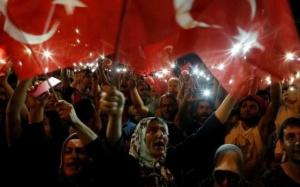 Tentativa de golpe Turquia