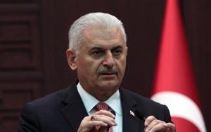 primeiro-ministro Binali Yildirim