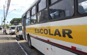 vistoria Transporte escolar