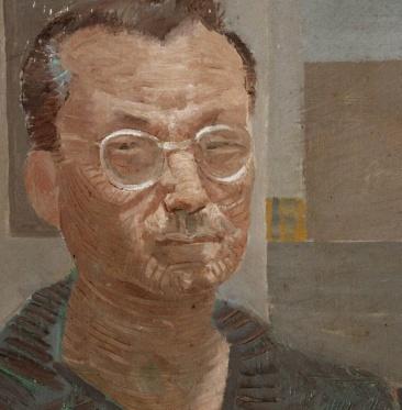 Auto retrato Portinari