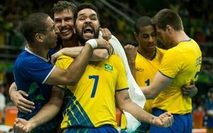 Brasil vence a argentina