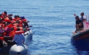 imigrantes mediterraneo