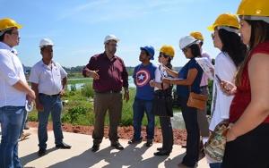 prefeito de carapicuiba apresenta obras