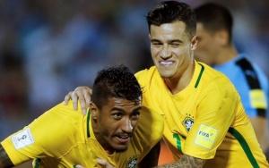 Brasil e Uraguai