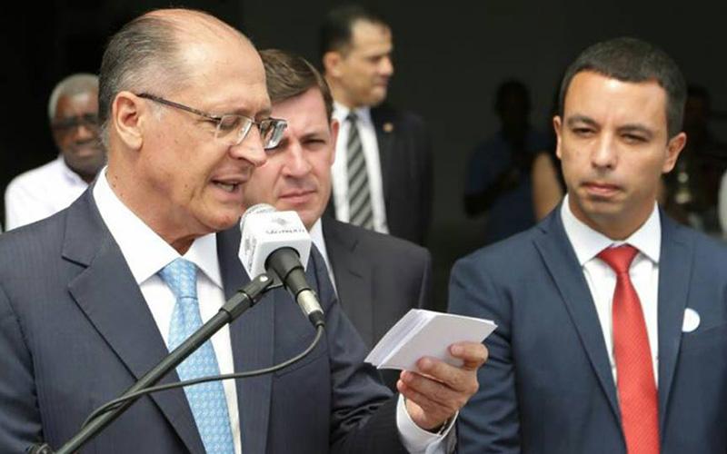 Lins e Alckmin