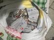 Bilhetes falsificados