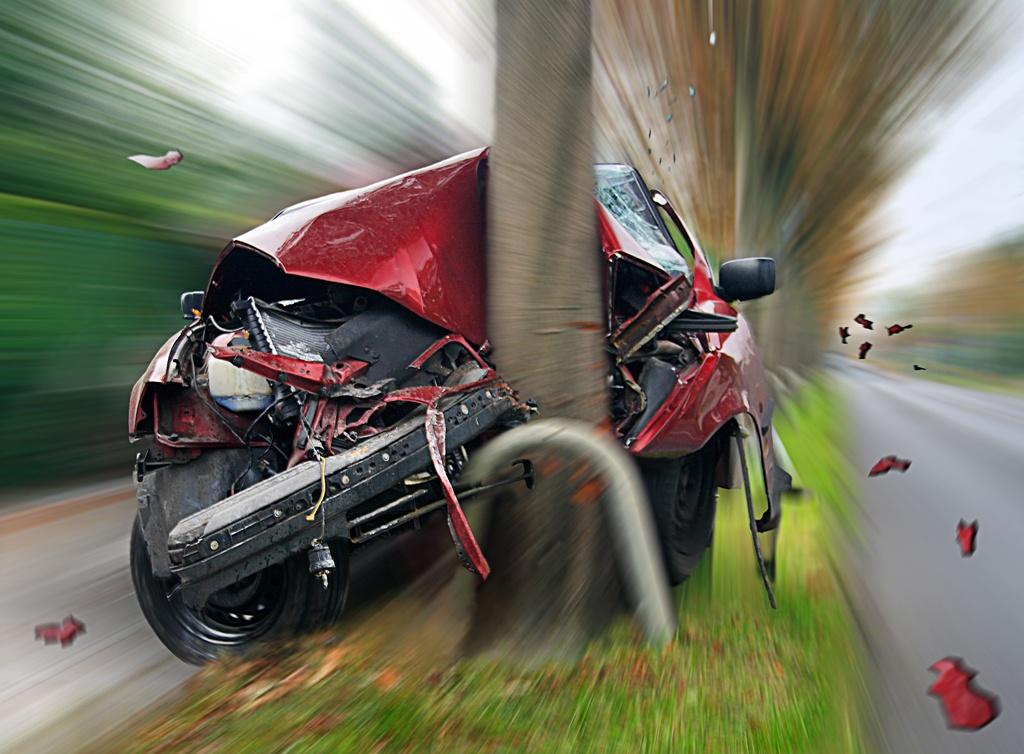 acidente de transito