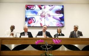 Brasília - A Conferência Nacional dos Bispos do Brasil (CNBB) abre oficialmente a Campanha da Fraternidade (CF) 2018 com o tema Fraternidade e Superação da Violência (Marcelo Camargo/Agência Brasil)