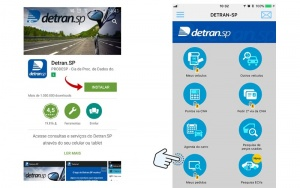 Detran.SP App
