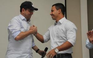 Gelso Lima lança mídias sociais da pré-campanha e recebe apoio do prefeito