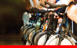 Sábado tem aula de bicicleta no SuperShopping Osasco