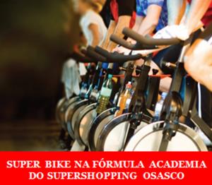 Aula de bicicleta